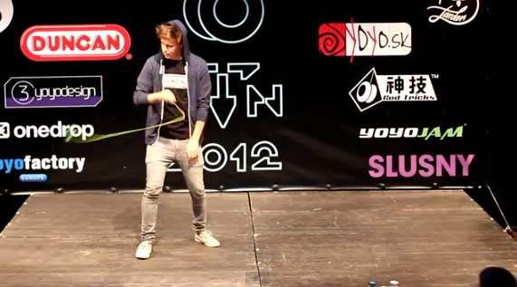 Slovak Yoyo Nationals 2012