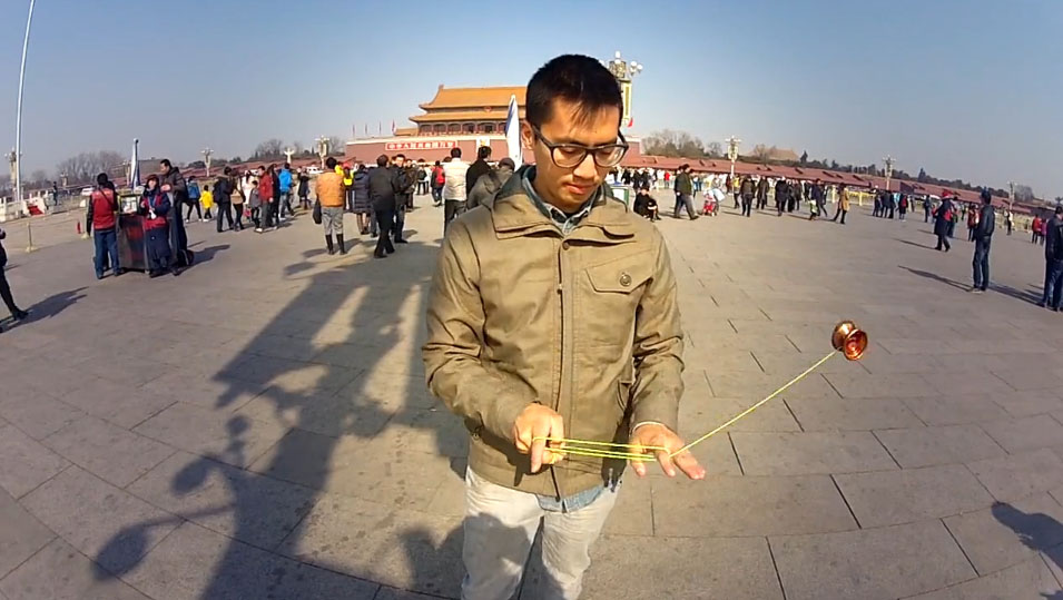Jason Lee na China