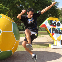edgar footbag